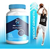 Height Growth Formula - Grow Taller Supplement - Made in USA - Doctor Recommended - Height Maximizer - Grow Taller Pills…