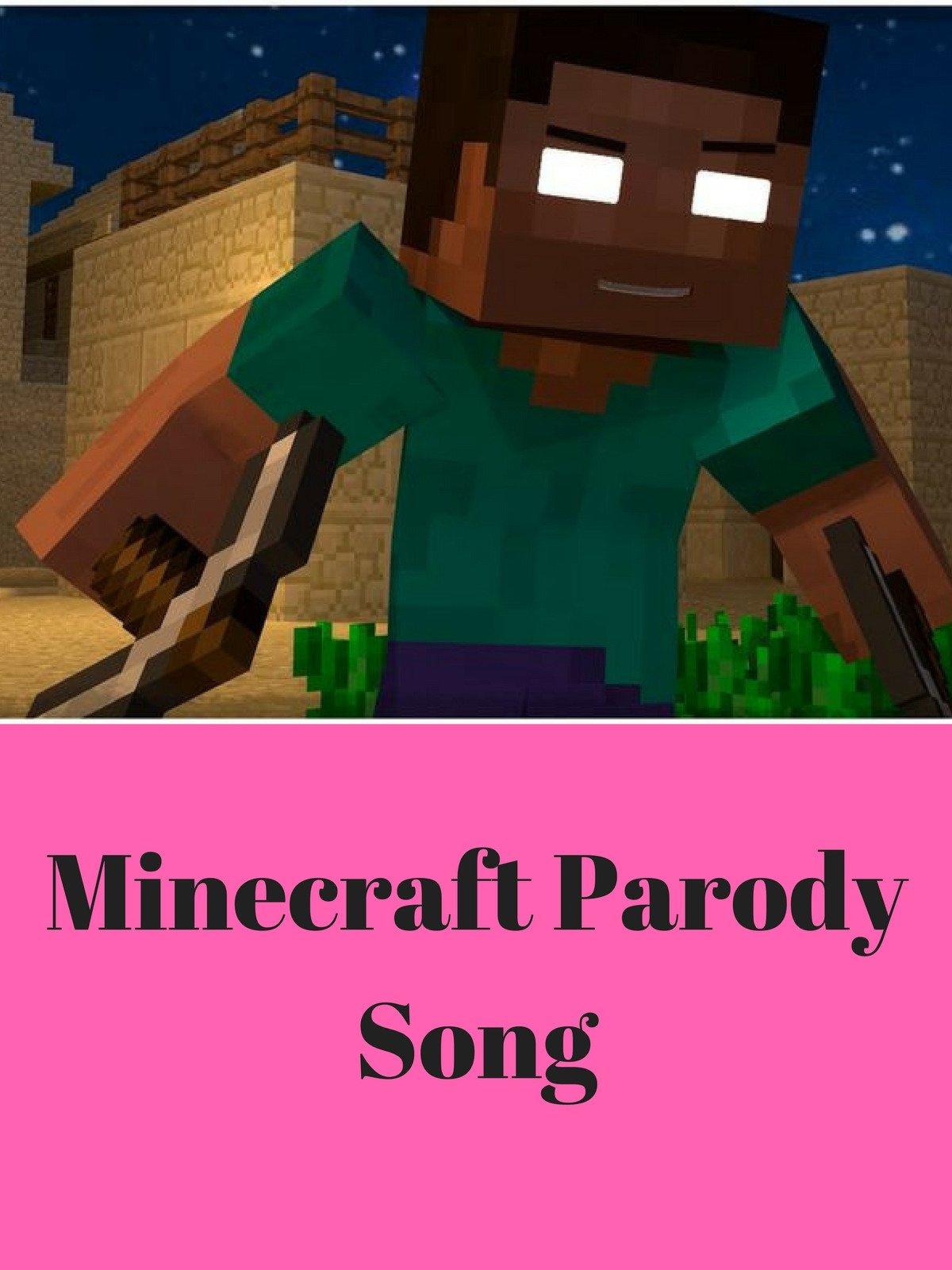 Amazon com: Minecraft Parody Song: Steve, Enederdragon