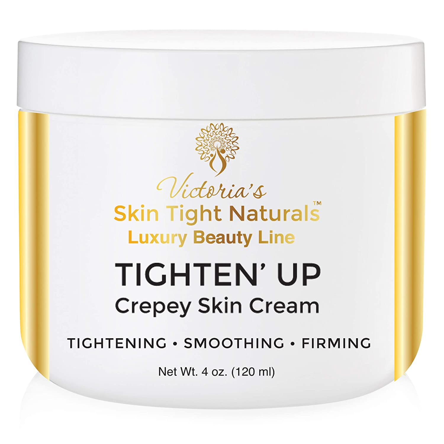 Tighten' Up Crepey Skin Total Body Moisturizing Cream