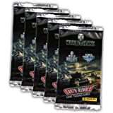 WOT- World of Tanks Trading Cards - 5 Booster (30 Karten)