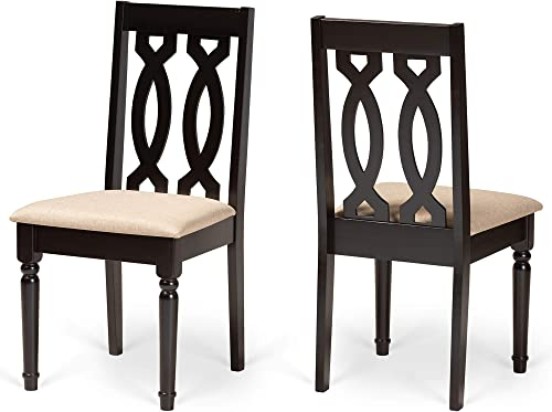 Baxton Studio Set of 2 174-10539-AMZ Dining-Chair