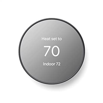 Google Nest Smart Programmable Wifi Thermostat