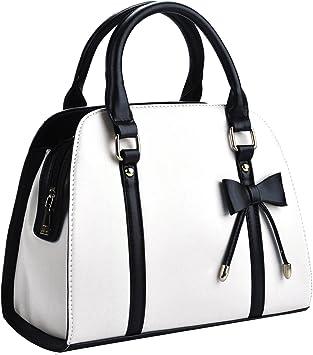 Borse Donna.Coofit Borse Donna Moda Borse A Mano Elegante Donne Pelle Spalla Tracolla Tote Bag In Pu Borsa Donna Con Piccolo