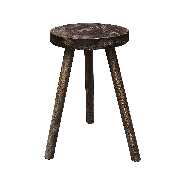 Fantastic Amazon Com Modern Plant Stand Three Leg Stool Tall By Cw Creativecarmelina Interior Chair Design Creativecarmelinacom