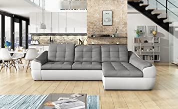 Ecksofa Infinity Mini Mit Schlaffunktion Sofa Couch Schlafsofa
