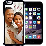 iPhone 6 / 6s PixCase - Create Your Own Custom Case - Personalize It Yourself – Insert photos or create custom designs online and change anytime - Shock absorbing case with clear picture window
