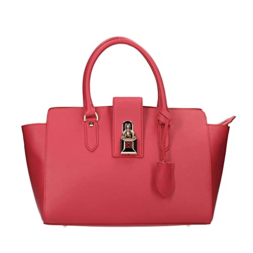 co Patrizia Rossa Borsa amp; Matt uk Amazon Shoes Bags Bauletto Red Pepe 0wxqfp6