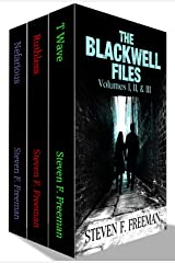 The Blackwell Files: Volumes I, II, & III Kindle Edition