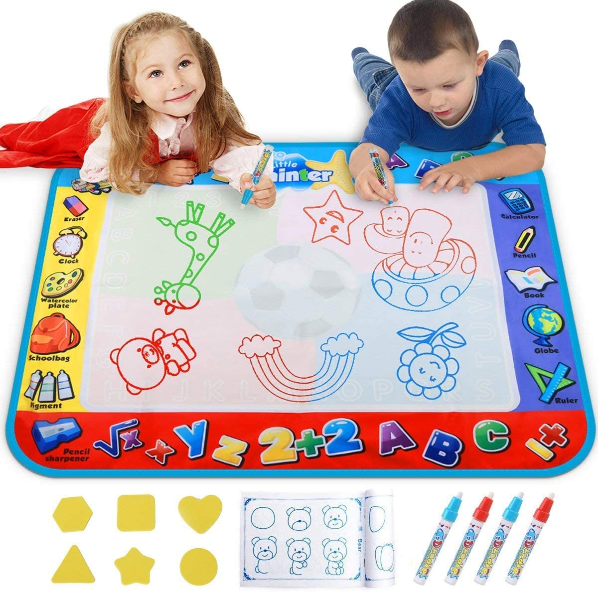 Top 9 Best Water Drawing Mat (2020 Reviews & Buying Guide) 9