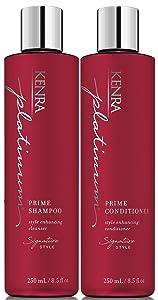 Kenra Platinum Prime Shampoo & Conditioner Tiny Set