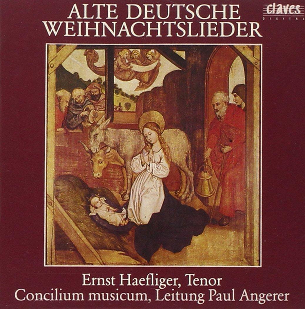 Weihnachtslieder (Altdeutsche) - Ernst Haefliger, Various: Amazon.de ...