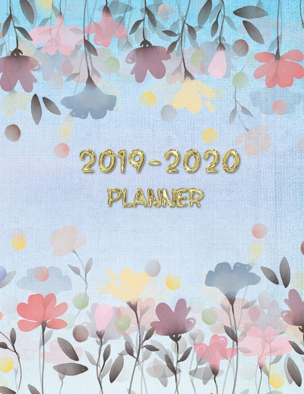2019 - 2020 Planner: College & School Planner Large 8.5 x 11 ...
