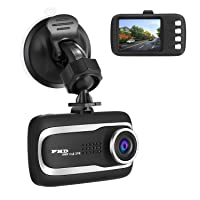 Cinlitek Dash Cam 2.0-in LCD FHD 1080p Dash Camera Deals