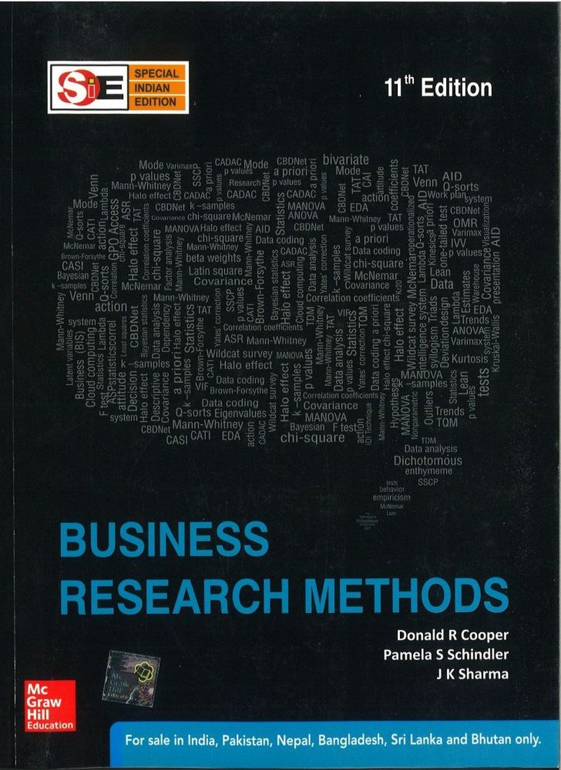 Download ebook research methods business cooper free