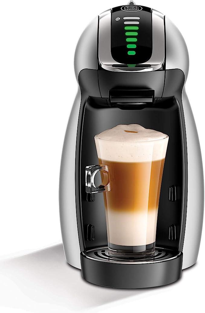 Amazon.com: NESCAFÉ Dolce Gusto Coffee Machine, Genio 2, Espresso, Cappuccino and Latte Pod Machine: Kitchen & Dining