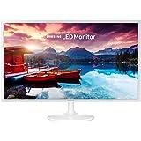 """Samsung LS32F351 Monitor PC 32"""" Full HD VA, 1920 x 1080, 60 Hz, 5 ms, 2 HDMI, Bianco"""