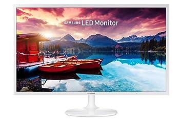 Samsung S32f351fuu 32zoll Full Hd Va Weiß Flach Amazonde Computer