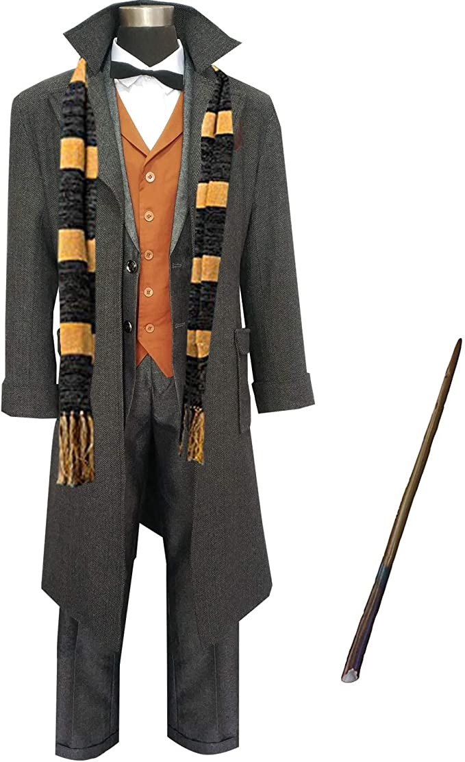 Amazon.com: AGLAYOUPIN Mens New Official Medieval Gothic ...