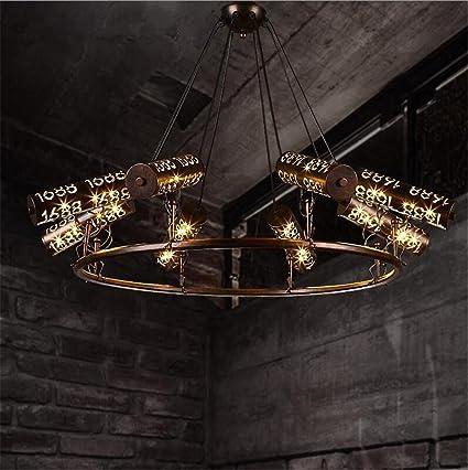 DKZ Iluminación Interior Lámparas de araña Led Lámpara ...