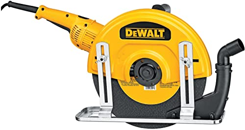 DEWALT D28755 14-Inch 5.3 HP High power Cut-Off Machine