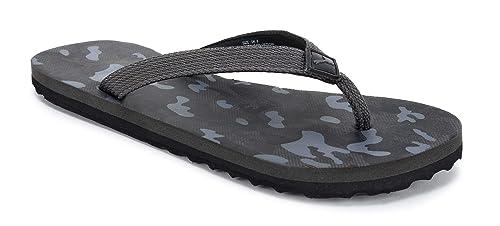 05672dd39 Puma Men Grey Tide Camo IDP Flip Flops 36761501  Buy Online at Low Prices  in India - Amazon.in
