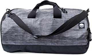 product image for Flowfold Conductor Duffle Bag - Ultralight Travel Bag - Made in the USA - Heather Grey