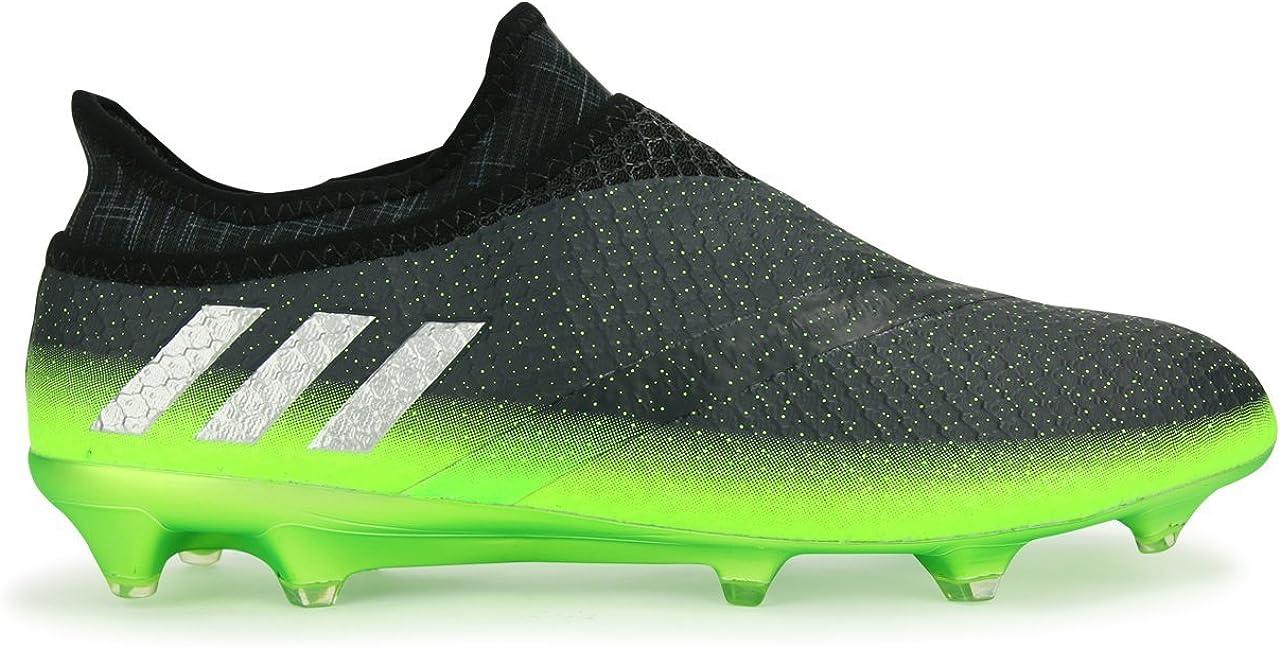 kiwi Cósmico tienda  Amazon.com | Adidas Men's Messi 16+ PUREAGILITY FG Dark Grey/Silver  Metalic/Solar Green Soccer Shoes - 11A | Soccer