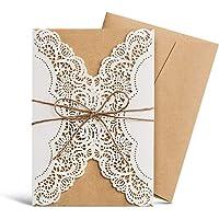 Wishmade - Kit de invitaciones de boda, 20
