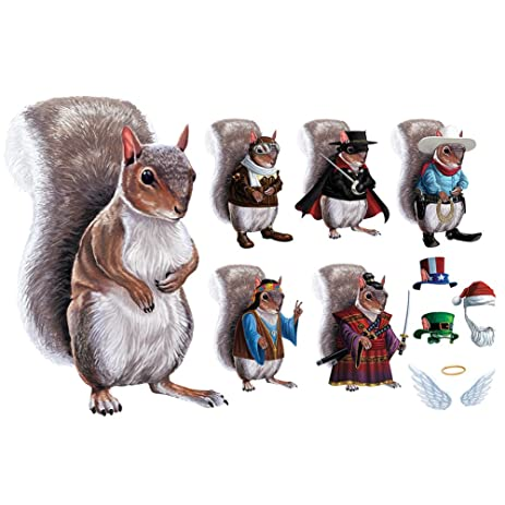 Dress size 8 pictures of squirrels