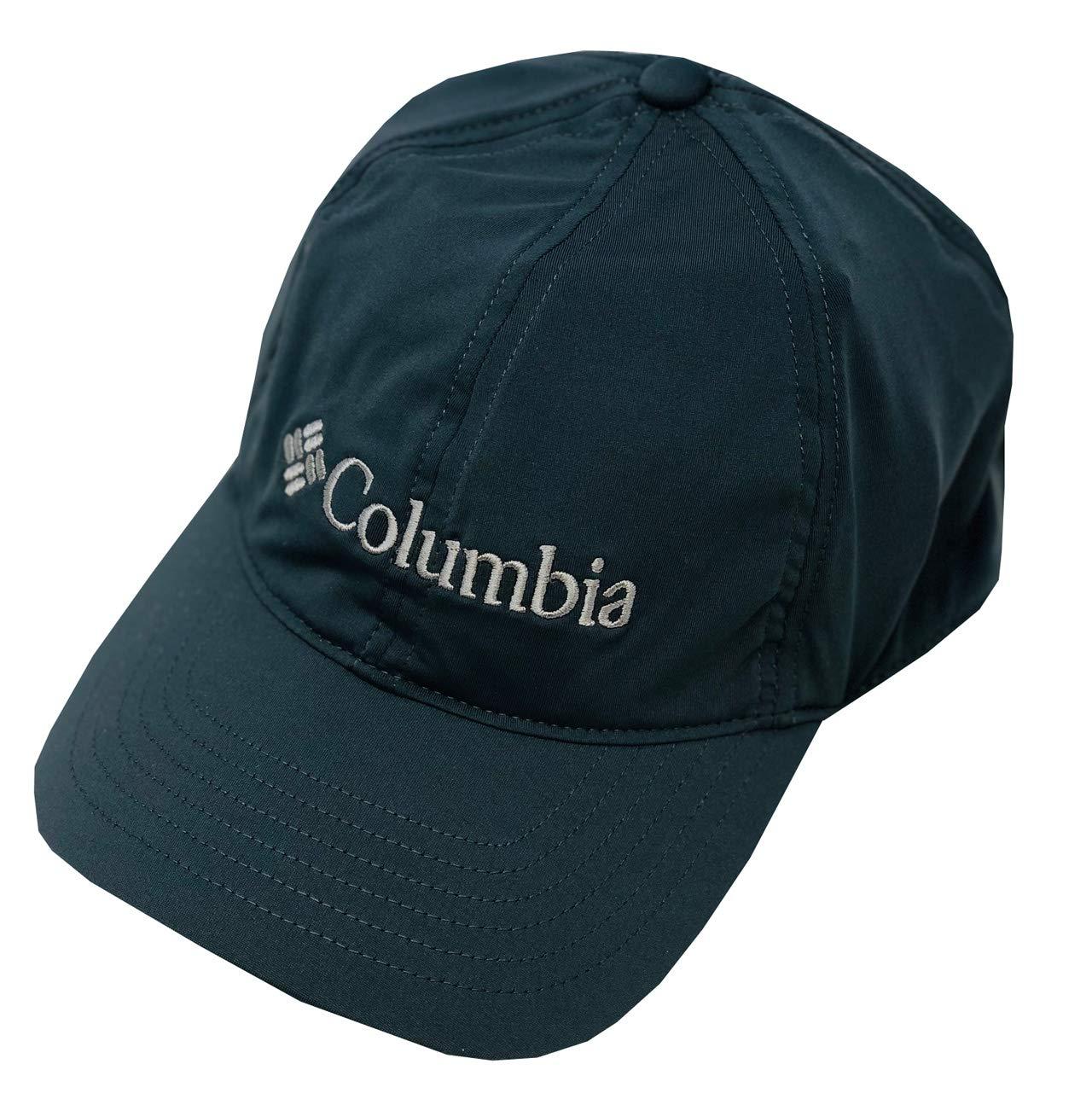Columbia Unisex Omni-Freeze Zero Midway Park Adjustable Ballcap Hat (One Size, Grey)