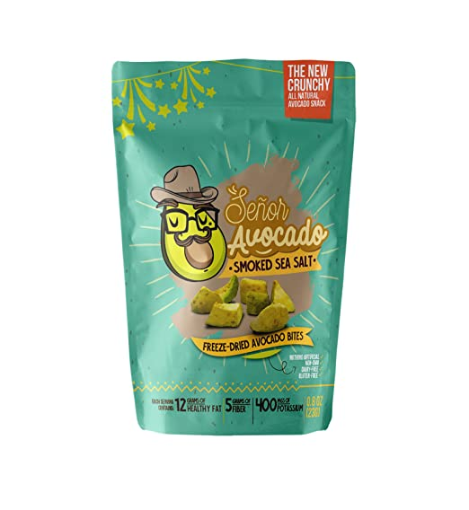 Senor Avocado Bites