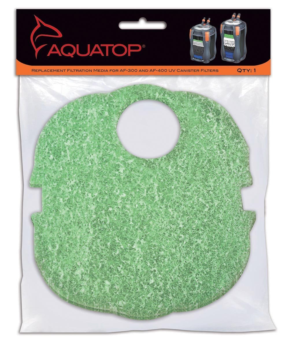 Aquatop Aquatic Supplies AF-300400-RPHP Automatic Self Priming Canister Phosphate Pad