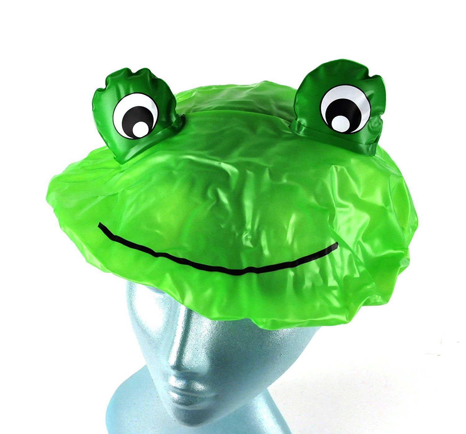 NPW Green Crazy Frog Shower Cap - 64 gr NP2612