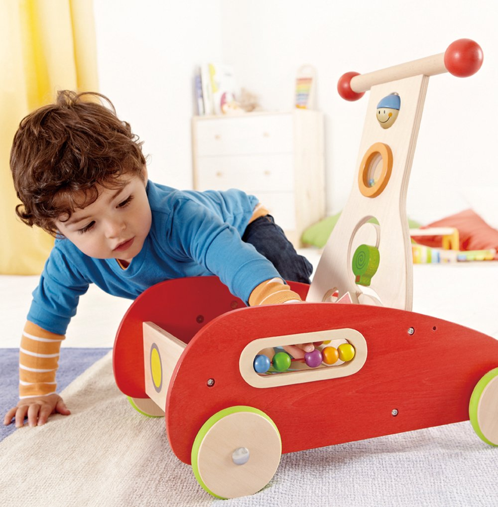Wooden Baby Push Walker Webnuggetz Com