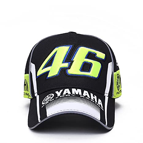 Valentino Rossi Gorra Yamaha VR46 Factory Racing Moto GP Team. 2018.