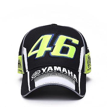 Valentino Rossi Gorra Yamaha VR46 Factory Racing Moto GP Team. 2018 ... 8bf47c2f60f