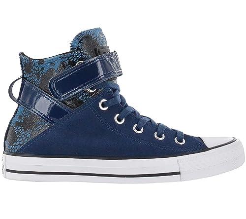 Converse Chucks All Star CT Brea Hi Night Damen Schuhe Blau Fashion Sneaker Turnschuhe Sportschuhe