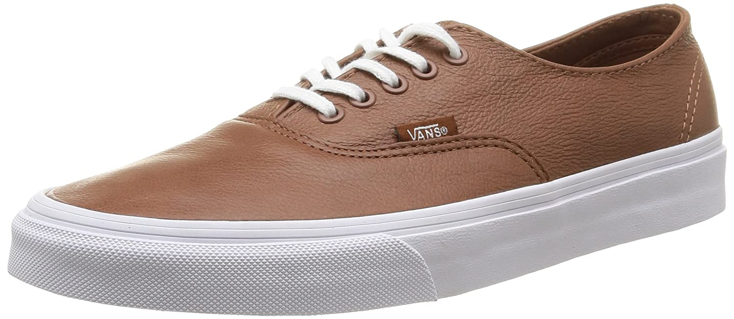 17a298e8ee Vans U Authentic Decon Leather, Unisex Adults' Low-Top Sneakers ...