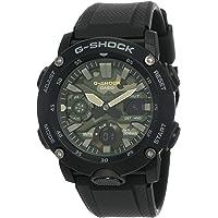 G-Shock Mens Quartz Watch, Analog-Digital Display and Resin Strap - GA-2000SU-1ADR