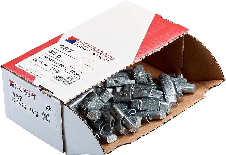 Schlaggewichte Stahlfelgen Transporter Auswuchtgewichte Reifen 50x Wuchtgewichte Stahlfelgen 35g Hofmann Power Weight