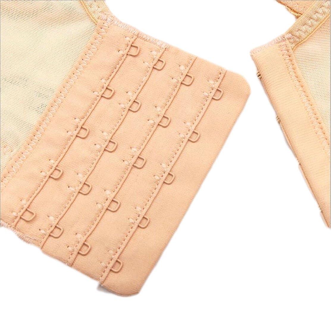 Fly Year-uk Women Plus Size Push up Lace Bra Breathable Thin Everyday Bra