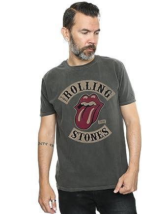 Rolling Stones Hombre Tour 78 Camiseta Lavada: Amazon.es: Ropa y ...