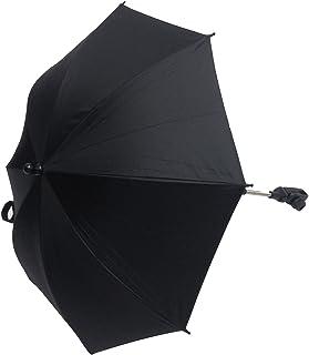 Baby Sonnenschirm kompatibel mit Quinny Kinderwagen schwarz