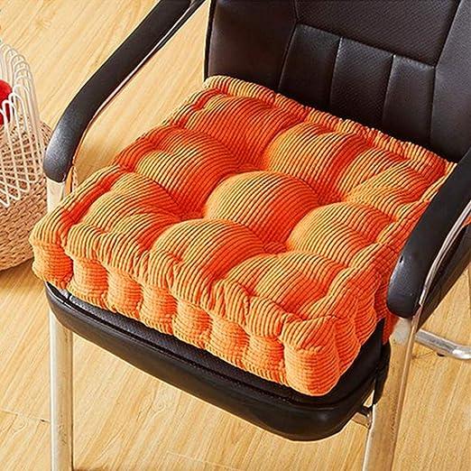 NUOBESTY Baby Esszimmerstuhl Erh/öhungskissen Hochstuhl Booster Sitzkissen Waschbare Stuhl Sitzpolster mit Riemen f/ür Kleinkinder Kinder Kleinkind Baby Wei/ß