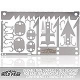Wild Peak Survival Multitool Original 22-in-1