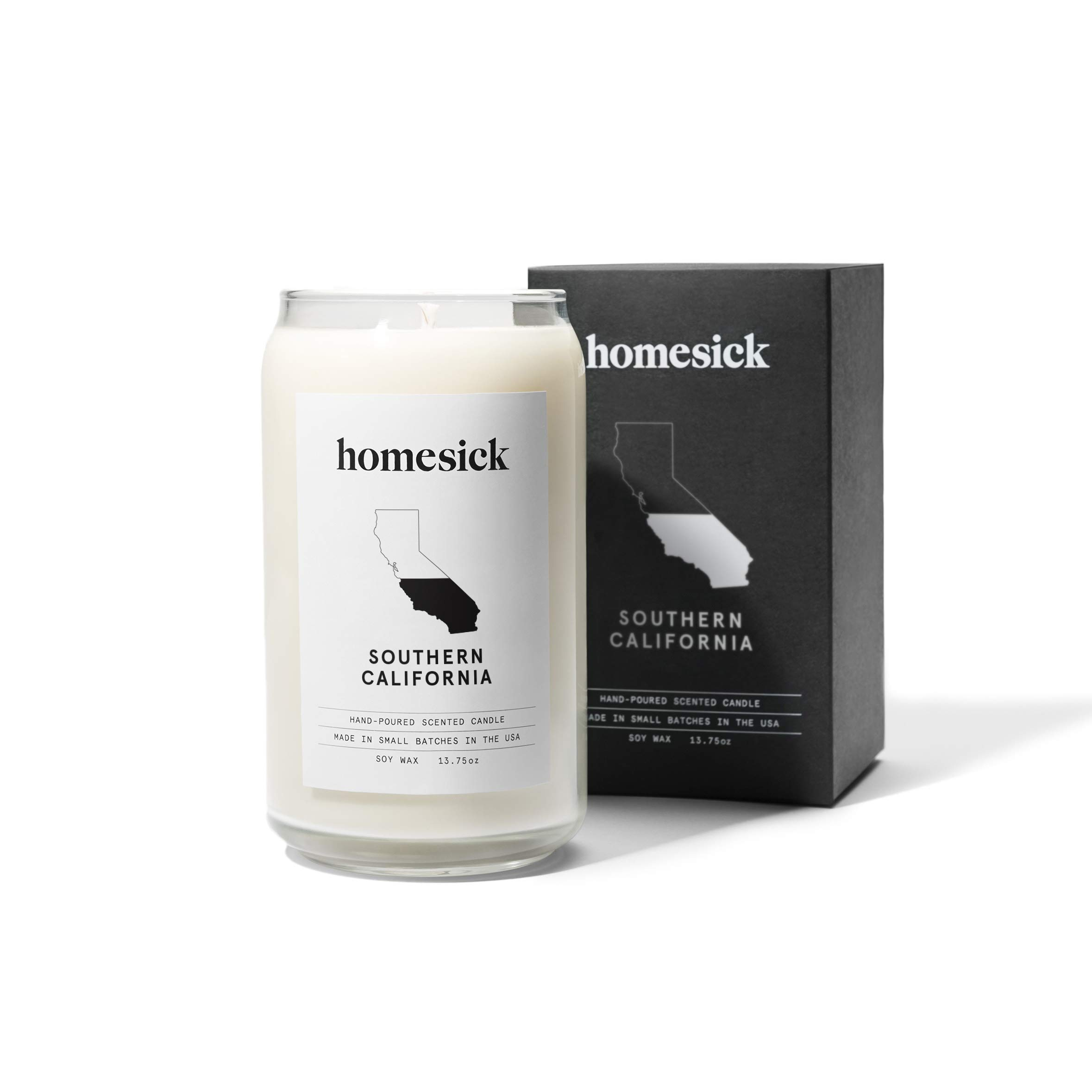 Homesick Scented Candle, Southern California
