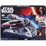 Hasbro Starwars Battle-Action Millenium Falcon