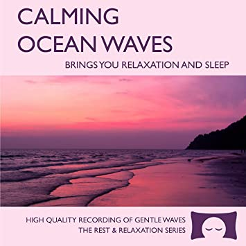 Calming Ocean Waves - Nature Sounds CD for Relaxation, Meditation and Sleep  - Nature's Perfect White Noise CD, HiFi Sound