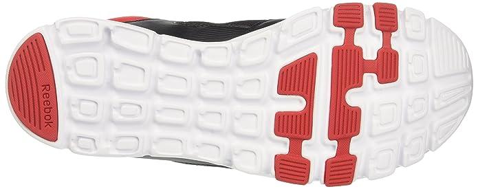 Bs9871, Chaussures de Fitness Homme, Noir (Blackprimal Redwhite), 42.5 EUReebok