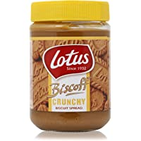 Lotus Crunchy Spread Biscuits - 380 gm